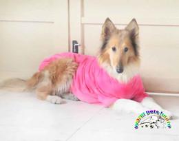 Большие костюмы для собак для продажи-Собака костюм твердый домашнее животное рубашка собаки рубашку большие собаки хлопка летние одежды собаки собаки рубашки поло