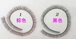 Wholesale Baby Dolls Accessories mm width cm length eyelashes for BJD doll For Reborn Doll Baby Toy