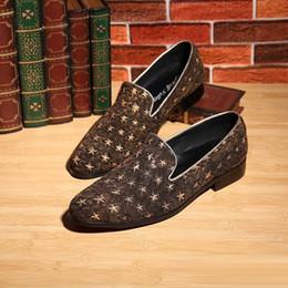 2017 la conception de chaussures de couleur Conception personnalisée du pouvoir de star de la tendance des pantoufles de la mode des chaussures pour hommes orteil 2 affaires couleur lisse chaussures de sport arrondi la conception de chaussures de couleur ventes