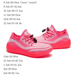 Wholesale Eu26 Kids Running shoes Knited top thick Rubber sole Caring and protecting your children s feet You buy I gurantee factory prices