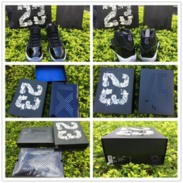 Wholesale With Box Number quot quot quot quot Retro Spaces Jams Basketball Shoes for Men Women Top quality Airs s Athletic Sport Sneakers Size