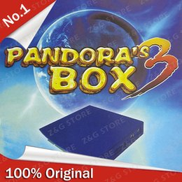 Wholesale Factory price in1 Pandora s jamma arcade multi game board Pandora games pcb box3 in box3 box4 VGA