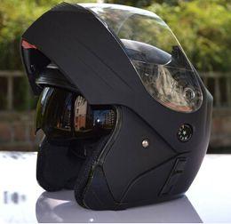 Wholesale Best Selling Double Visor System Flip Up Motorcycle Helmet TKD