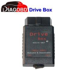 Wholesale Top Rated VAG Drive Box OBD2 OBD2 IMMO Deactivator Activator for Bosch EDC15 ME7 VAG IMMO Deactivator