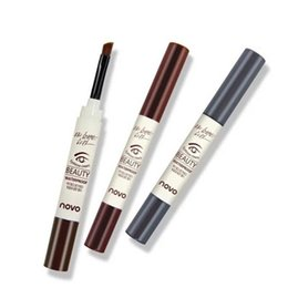 Wholesale New Eyebrow Cream Professional Novo Waterproof Eyebrow Make Up Beauty Dimensional Natural Comestic