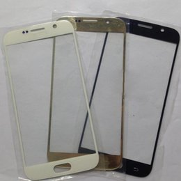 Replacement Outer Glass for Samsung Galaxy S7 LCD Touch Screen Front Glass Outer Lens DHL Free SNP021