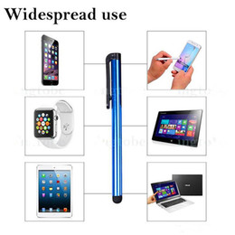 Capacitive Screen Stylus Pen Touch Pen Highly Sensitive Colorful Stylus Pen For iPad Tablet PC iPhone Samsung Smartphone
