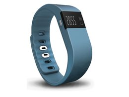 Wholesale 2016 Fitbit TW64 Fitness Tracker IP67 Waterproof Smart Bracelet Bluetooth Wristband for IOS Android smartphone