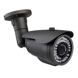 HV435NIP-IP66 1.0MP cámara ip bala carcasa de aluminio resistente a la intemperie 720P de visión nocturna al aire libre móvil de la PC vista remota desde noche carcasa de la cámara de visión proveedores