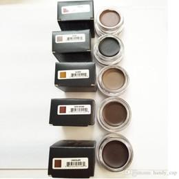 Les brunes à vendre-Crème pour les sourcils Enhancers sourcils Definer Face Eyelash Enhancers sourcils Blonde Chocolat Brun foncé Ébène Auburn 4g Pomade Cosmétiques Maquillage