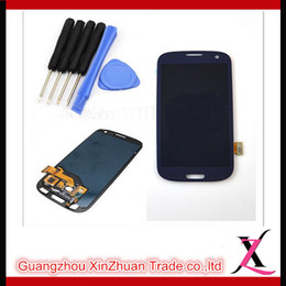 Wholesale High Quanlity Lcd Screen Asssembly Mobile Phones Display Replacement Frame Touchscreen Digitizer Repair For Samsung Galaxy S4 I9500