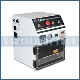 Attention Lastest LCD Vacuum Laminating Machine For Iphone laminate Touch Screen OCA Vacuum Laminator Refurbish Lamination Equipment