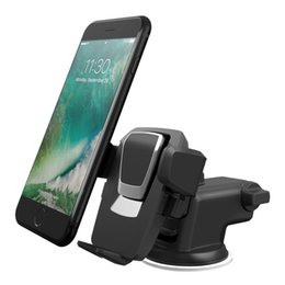 Cellphone Holder, Universal Telescopic arm Car Phone Mount Holder for iPhone 8 7 Plus 6s Plus SE Samsung S8 S7