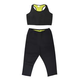 Tankinis mulheres s On-line-Women's Neoprene Wetsuit Tight Vest e calças com cor sólida ao ar livre perfeito para água esporte Tamanho único para mulheres Swimwear Frete Grátis