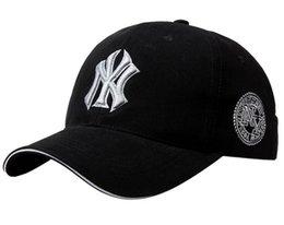 Descuento sombreros casual para los hombres 5 Color Yankees Hip Hop MLB Snapback Gorras de Béisbol NY Sombreros MLB Unisex Sports Nueva York Adjustable Bone Mujer Casquette Hombres Casual Headware