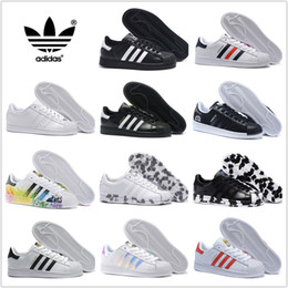 Wholesale adidas Originals Superstar New Low Fashion Sneaker Men s Women s Foundation Casual Sneaker Shoes Classic