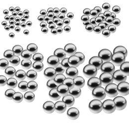 El más reciente en el mundo de 5 mm de diámetro 50pcs durables bolas de acero inoxidable para Bicyle de bicicletas Rodamientos US $ 10 hay seguimiento desde rodamientos 5mm proveedores