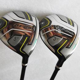 Wholesale New mens Golf Clubs AZ Golf Fairway wood Graphite Golf shafts Golf headcovers Wood clubs