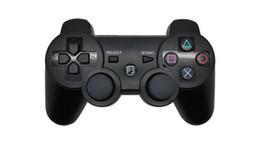 2017 androide de la palanca de mando inalámbrico Controlador de juegos inalámbrico Bluetooth para PlayStation 3 Controlador de juegos PS3 Gamepad Joystick para juegos de video Android barato androide de la palanca de mando inalámbrico