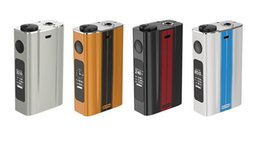 Wholesale Joyetech eVic VTwo W TC Mod mah Battery Upgradeable Firmware and Dual Battery Protection Real Time Clock Applied RTC Original