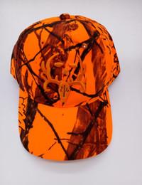 2017 sombreros de camuflaje Sombreros al aire libre del camuflaje ajustable de Camo del sombrero de la pesca de la caza del cazador del casquillo de Underwood del algodón 2016 Envío libre sombreros de camuflaje limpiar