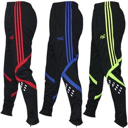 men's beach pants football pants leg trousers football training pants male sports trousers jogging comprehensive training pant riding pant