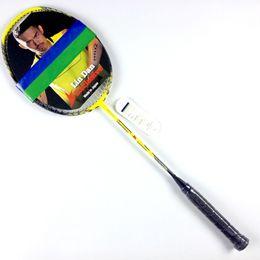 Wholesale new Badminton racket Voltric z force ii Lindan Carbono raquete badminton bolsos fb carbon esporte padel voltric z force