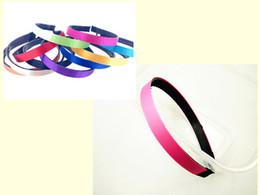 30pcs 15mm grosgrain Ribbon Lined plastic Black White Headband with Teeth Headwear