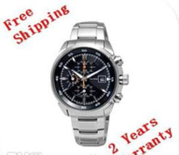NEW ECO-DRIVE CHRONOGRAPH MEN'S WATCH BLACK ORANGE ACCENTS WRISTWATCH CA0130-58E CA0130 men's watch