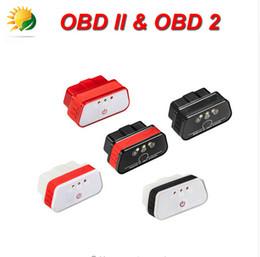 Wholesale Bluetooth OBD OBD2 Wireless Tool VGATA ICAR KONNWEI KW903 ELM327OBD For Android PC Tablet Smartphone car dvd