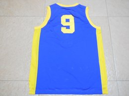 Wholesale basketball jersey Movie Film JIMMY BROOKS DEGRASSI COMMUNITY SCHOOL jersey stitched name number smalls