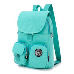 New arrival women bag waterproof girls backpack fashion bag casual travel bag popular bookbag schoolbag hot green