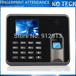 Wholesale M5 Standalone USB Fingerprint Time and Attendance without Software