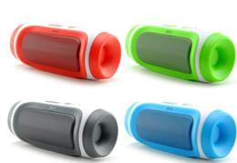 JY3 Bluetooth Speaker Mini Handfree Music Wireless Speakers With FM Radio Support TF USB 3.5mm Portable Free Shipping