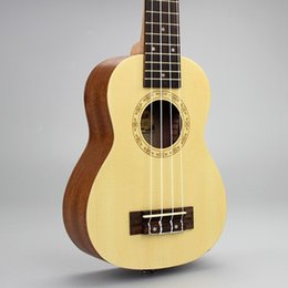 "21-4 21"" Ukulele Acoustic guitar Rosewood Fretboard 4-strings guitarra musical instruments Wholesale"