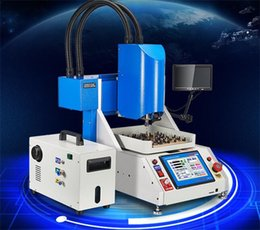 Wholesale 110V V LY Auto IC Chip Remove Removal Router Machine CNC Milling with CCD System Vacuum Cleaner For iPhone Removing iCloud