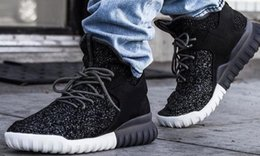 Wholesale men Fashion Boost Originals Tubular X Primeknit Glow in the Dark S74933 Sneakers Discount cheap Training Soccer Shoes Boots Running shoes