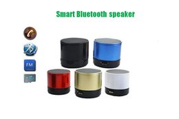S10 Bluetooth Speakers Mini Wireless Portable Speaker HI-FI Music Player Stereo Subwoofers Home Audio Support TF Card FM Mp3 Player with FM