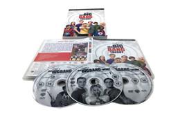 Wholesale The Big Bang Theory The Ninth Season Nine Disc Set DVD Uk Version Region
