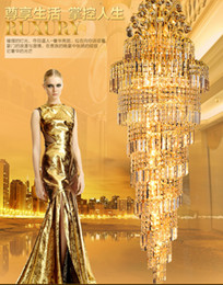 lighting crystal chandeliers Fashion odern Clear Waterford Spiral Sphere LED Lustre Crystal Chandeliers Ceiling Lamp Suspension