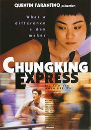 "Free shipping 22"" X 35"" inch Hot Sale Chungking Express Movie The human body art silk Poster Custom ART PRINT"