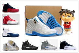 Wholesale Air Retro Basketball Shoes For Mens ovo Gym Taxi Playoffs wolf grey Flu Game The Master sneakers
