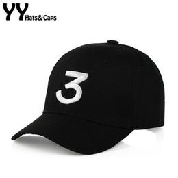 Wholesale Hip Hop Chance The Rapper Chance Cap Hat Letter Embroidery Baseball Cap Streetwear Strapback Snapback Gorras Casquette YY60556