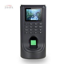 Biometric Fingerprint Access Control Machine Digital Electric Reader Scanner Sensor Code System For Door Lock