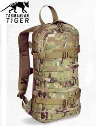 Free shipping 2016 NEW Germany the TASMANIAN TIGER TT foundation Backpack 6L backpack bag Travel bag