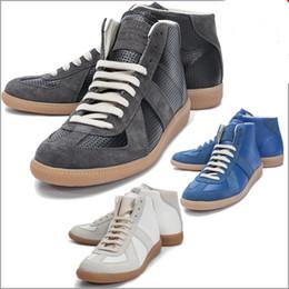 Wholesale Maison Margiela Online Store New Update Maison Martin Margiela Cool Breathable Mens Outwear Popular Shoes Big Size