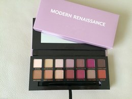 Wholesale 2016 ABH Beverly Hills Modern Renaissance Eye Shadow Palette Color DHL Free from pricetag shop