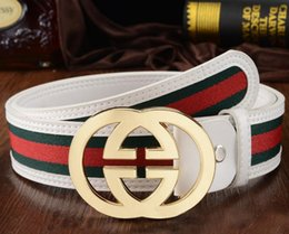 Wholesale Designer belt Men s genuine leather Fashion leather belt Smooth buckle belt business and leisure travelers