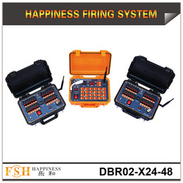 FedEX DHL free shipping,500M remote distance,pyrotechnic fire system,48 cues Sequential happiness firing system, fast delivery, new products