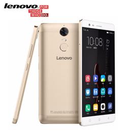 Wholesale 5 quot New Original Lenovo K5 Note K52E78 MTK Helio P10 bit Octa Core G LTE GB RAM GB ROM MP Camera Fingerprint ID Smart Phone